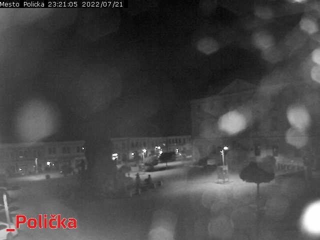 Polička Live Cam, Czech – Main Square
