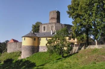 Obrázek hradu Svojanov